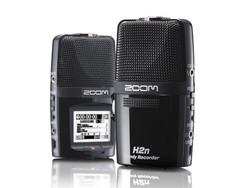 Zoom H2n audiotallennin (uusi)