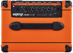 Orange CRUSH BASS25 (new)