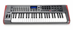 Novation Impulse 49 MIDI-kosketinohjain (uusi)