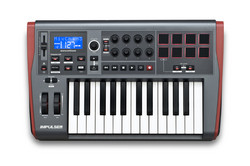 Novation Impulse 25  MIDI-kosketinohjain (uusi)