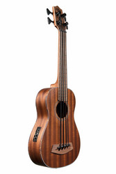 Kala UBASS Satin/All Solid Mahogany (The Original) (uusi)