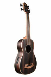 Kala Striped Ebony U-Bass (uusi)