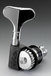 Schaller Bass Tuners BML 4L Chrome (new)