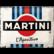 Seinäkyltti, Martini 30 x 40 cm (UUSI)