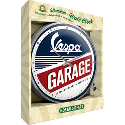 Seinäkello, Vespa Garage (UUSI)