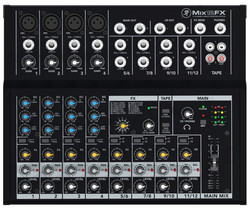 Mackie MIX12FX 12-channel Compact Mixer (uusi)