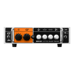 ORANGE LITTLE BASS THING (new)
