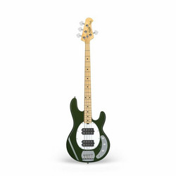 Sterling By Music Man SUB RAY4 HH, Olive (new)
