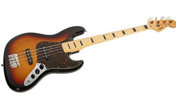 Tokai TJB-55 Maple Block 3-Tone Sunburst (uusi)