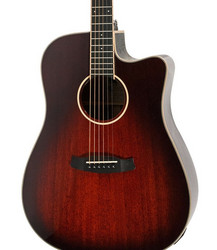 Tanglewood TW5 Antique Violin Burst Acoustic-Electric (new)
