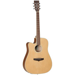Tanglewood TW10 LH Natural Satin Left-Handed (new)