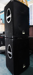 Wharfedale SVP12 2-Way Loudspeaker 2kpl (käytetty, myyntitili)