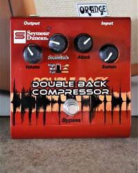 Seymour Duncan Double Back Compressor (käytetty)
