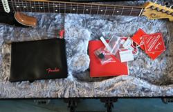 Fender AM Pro II Strat RST PIN (käytetty)