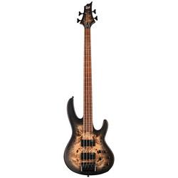 ESP LTD D-4 Black Natural Burst Satin (new)