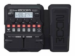 Zoom G1X Four Multiefekti (uusi)