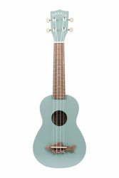 Kala Makala Soprano Shark ukulele Fin (new)