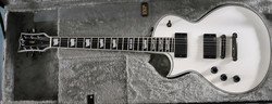 ESP Eclipse Snow White 2012 Left Handed (used)
