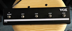 Vox VFS5 Footswitch (used)