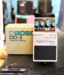 Boss DD-3 Digital Delay (used)
