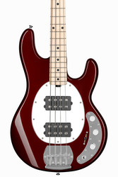 Sterling by Music Man Ray4HH, Candy Apple Red (uusi)