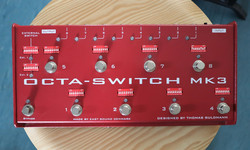 Carl Martin Octa-Switch MK3 (used)