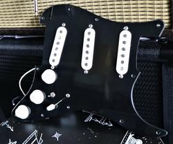 Stratocaster Guitar Pickups Set (used)