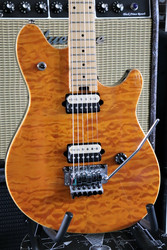 Peavey Evh Wolfgang Special Quilt Top exp (used)