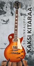 Tokai LS-100F Violin Finish +kotelo (käytetty)