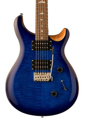 PRS SE Custom 24, Faded Blue Burst (new)