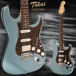 Tokai TST-50 Modern HSS Ocean Turquoise Metallic (uusi)