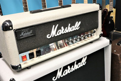 Marshall Silver Jubilee JCM 25/50 1987 setti (käytetty, myyntitili)