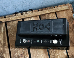 Vox Joe Satriani JSWH Big Bad Wah Pedal (used)