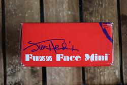 DUNLOP JIMI HENDRIX FUZZ FACE (käytetty, myyntitili)