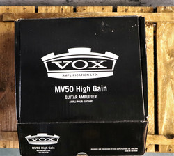 VOX MV50-HG High Gain (used)