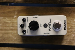 MOOER PURE BOOST (used)