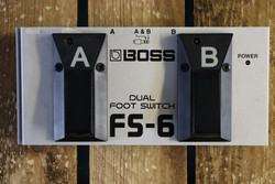 BOSS FS-6 Dual Foot Switch (used)