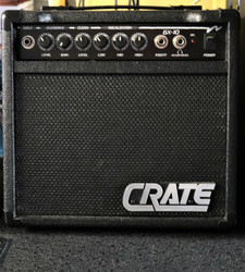 Crate Crate GX-10 combo (used)