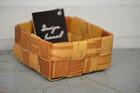 Suorapunontainen pikkukoppa 2 (4x4 nauhaa)