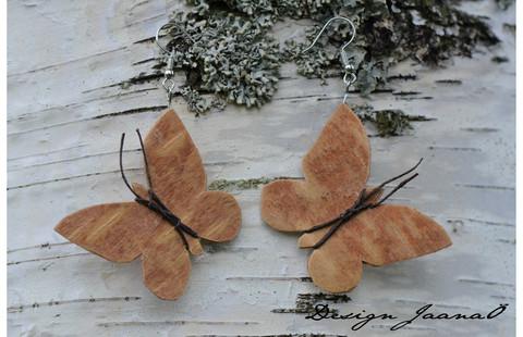 Perhoskorvakorut - pienet 2