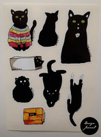 Tarrat - mustat kissat 1