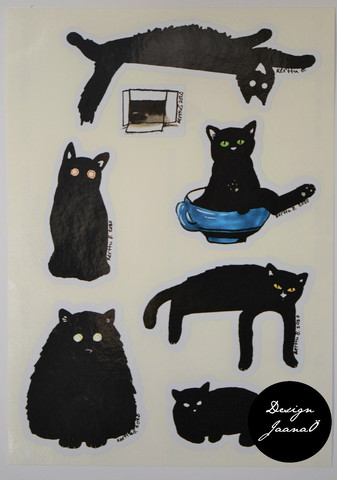 Tarrat - mustat kissat 4