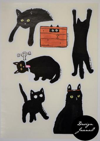 Tarrat - mustat kissat 3