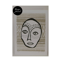 Hiljaiset naiset - Taitettu kortti - Miete2