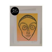 Hiljaiset naiset - Taitettu kortti - Vahva10
