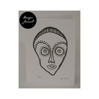 Hiljaiset naiset - Taitettu kortti - Vahva11