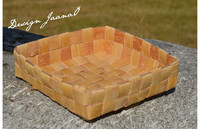 Suorapunontainen kori A (8x8 nauhaa)