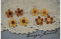 Kukkakorvakorut T5