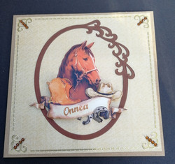 Kortti hevonen