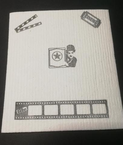 Charlie Chaplin tiskirätti